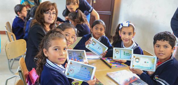La competencia TIC y el Currículo Nacional de la Educación Básica