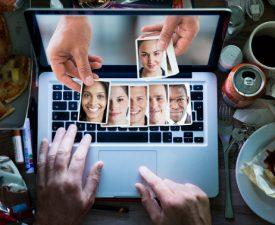 Serie web muestra sobrecarga de redes sociales en nuestras vidas