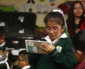 Ciberderechos: Derechos de niñas, niños y adolescentes en internet