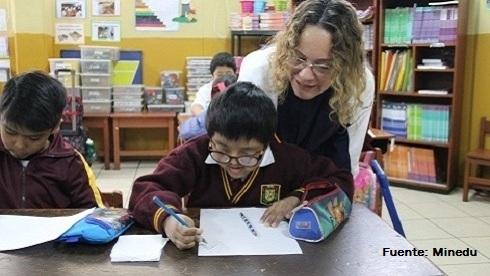 Minedu debe Garantizar acceso a Educación a estudiantes con discapacidad y con otras necesidades educativas