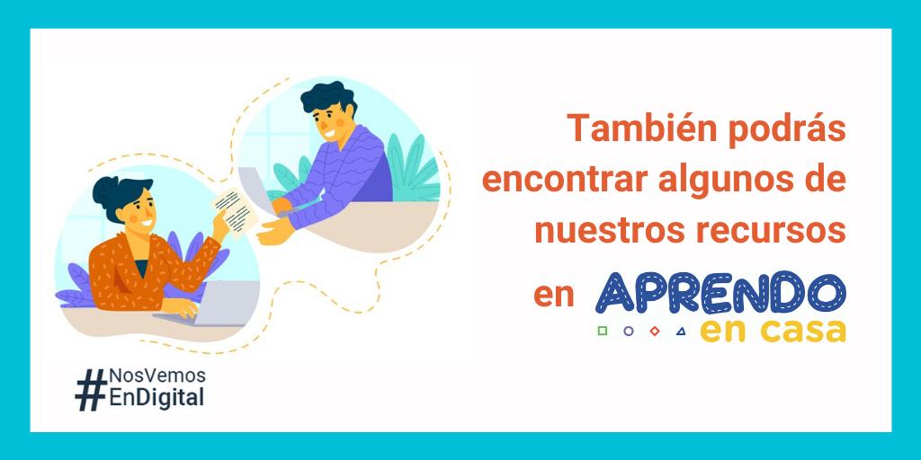"""Educared se une al portal """"Aprendo en Casa"""" del Ministerio de Educación"""