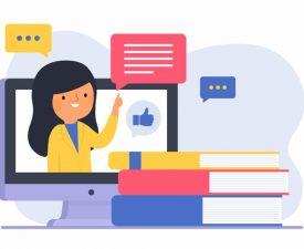 Uso del aprendizaje social en la educación a distancia