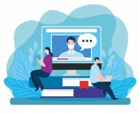 Los retos escolares en la era digital mediada por la emergencia