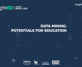 Ecos del EnlightED 2020: El potencial del Data Mining para la educación