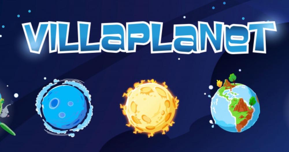 Uso del aplicativo Villaplanet
