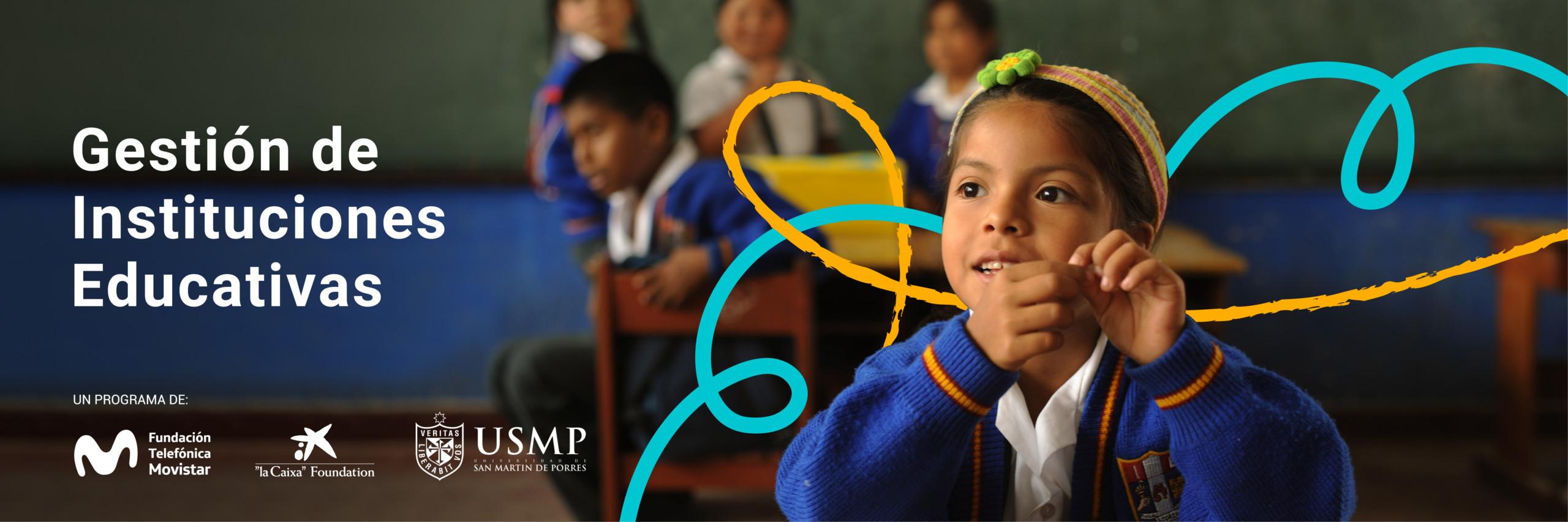 Imagen de Gestión de instituciones educativas